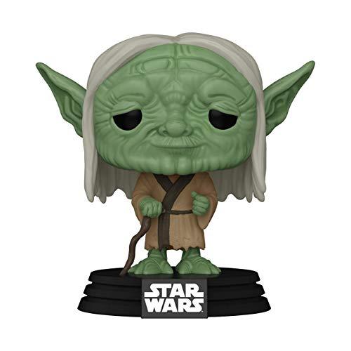 Funko 50112 POP Star Wars Concept-Yoda, Multicolour