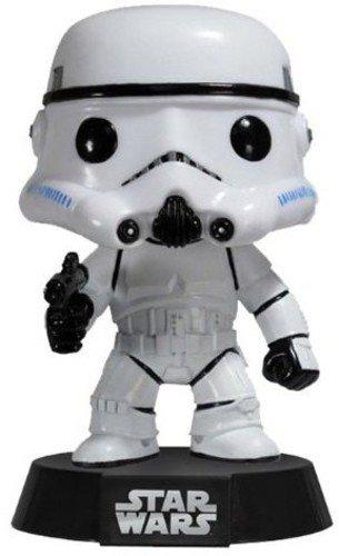 Funko 2321 No POP Bobble: Star Wars: Stormtrooper, Multi