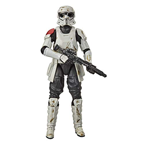 Hasbro Star Wars The Black Series Mountain Trooper 15 cm große Star Wars Galaxy's Edge Action-Figur zum Sammeln, Spielzeug für Kids ab 4 Jahren