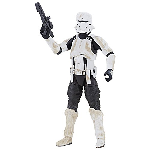 Star Wars Hasbro – E0370 Rogue One – Imperial Assault Tank Driver