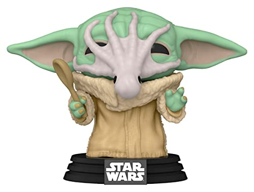 POP! Star Wars 469 Grogu with Chowder Squid Soup Creature Special Edition