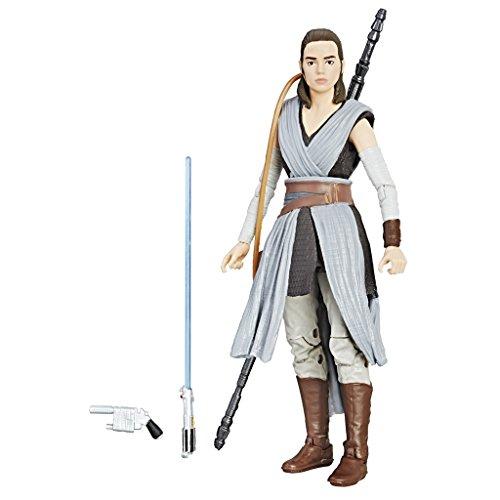 Hasbro Star Wars C1415ES0 Episode 8 The Black Series 6'' Figur: Rey, Actionfigur