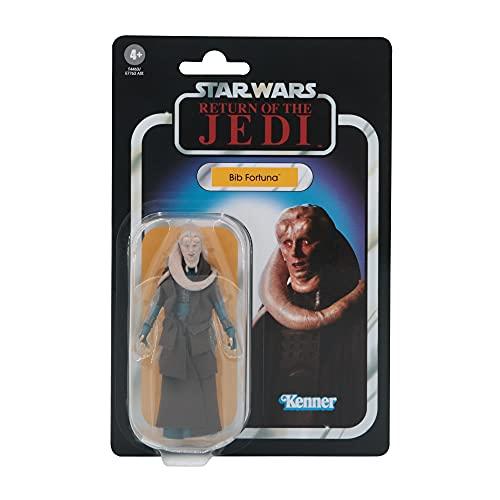 Hasbro Star Wars The Vintage Collection Bib Fortuna, 9,5 cm große Star Wars: Die Rückkehr der Jedi-Ritter Figur, Spielzeug ab 4 Jahren