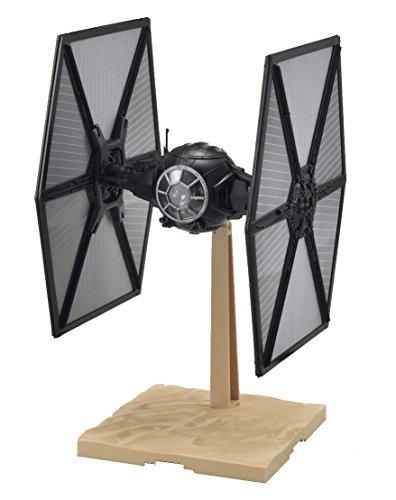 Bandai 160204 - Star Wars First Order TIE Fighter 1/72, Kunststoff-Model
