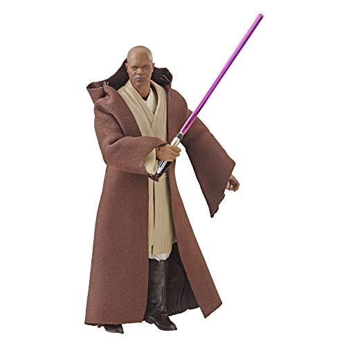 Star Wars The Black Series 15 cm große Mace Windu Figur