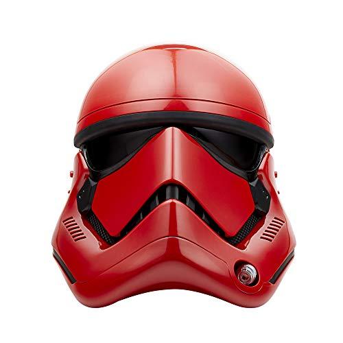 Star Wars The Black Series Galaxy's Edge Captain Cardinal elektronischer Premium Rollenspiel-Helm ab 14 Jahren geeignet