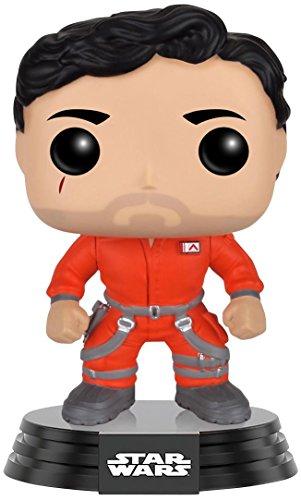 Funko 9623 EP7 S3 No POP Bobble: Star Wars: E7 TFA: Poe Dameron Jumpsuit (Exc), Multi