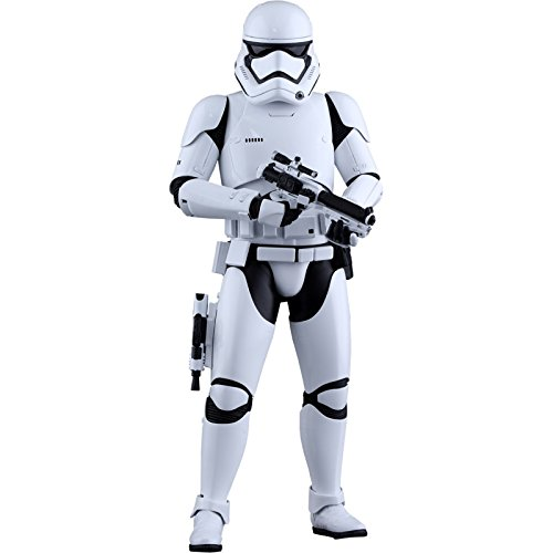 Hot Toys Maßstab 1:6Star Wars The Force Awakens First Order Stormtrooper Figur