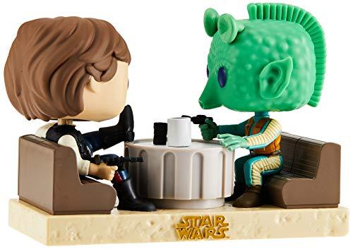 Funko Star Wars: Movie Moments: Han Solo & Greedo Cantina - Vinyl Figures