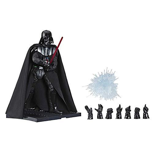 Star Wars The Black Series Darth Vader, 20 cm große Actionfigur