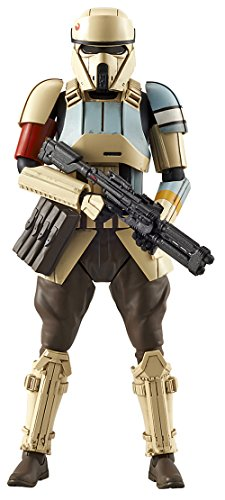 Bandai Star Wars Shore Trooper 1/12 Scale Plastic Model Kit -Rogue One: A Star Wars Story