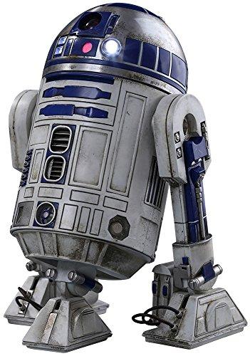 Hot Toys HT902800 R2-D2 Star Wars: The Force Awakens Figur, Maßstab 1:6