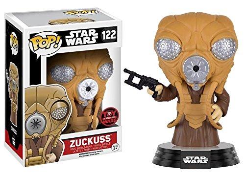 Pop! Star Wars - Zuckuss #122 Bobble-Head Figure
