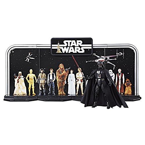 Hasbro Star Wars C1626EU4 - The Black Series 6 Zoll Diorama Jubiläums-Figurenset