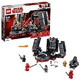 LEGO 75216 Star Wars Snokes Thronsaal