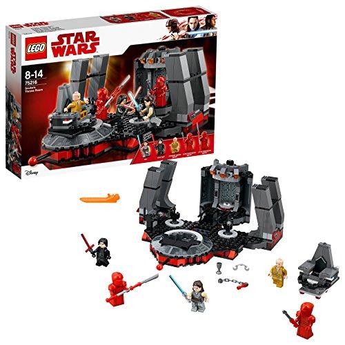 LEGO 75216 Star Wars Snokes Thronsaal (Vom Hersteller nicht mehr verkauft)