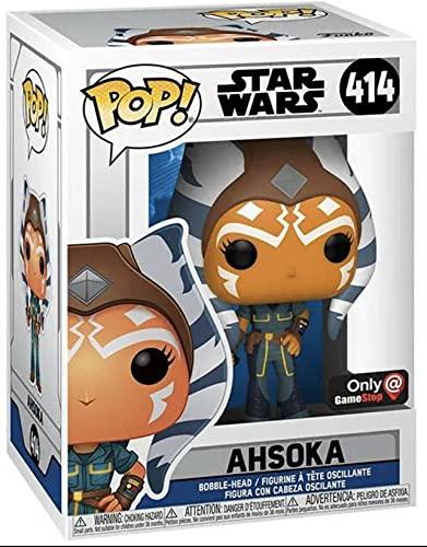 Funko Pop! 52352 Star Wars: Die Klonkriege - Ahsoka Exclusive Special Edition # 414