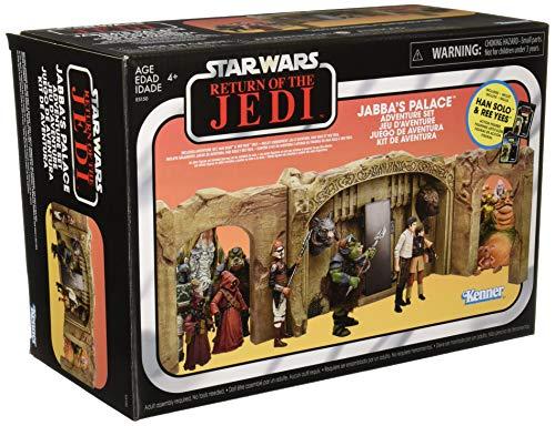 Star Wars Exklusive The Vintage Collection: Episode VI Return of The Jedi Jabba Palace Adventure Set Spielset