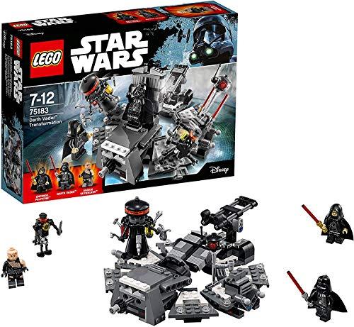 LEGO STAR WARS 75183 - Darth Vader Transformation