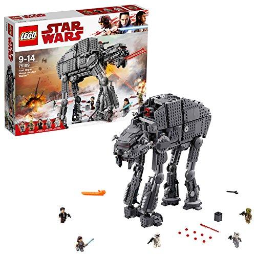 Lego 75189 Star Wars Heavy Assault Walker