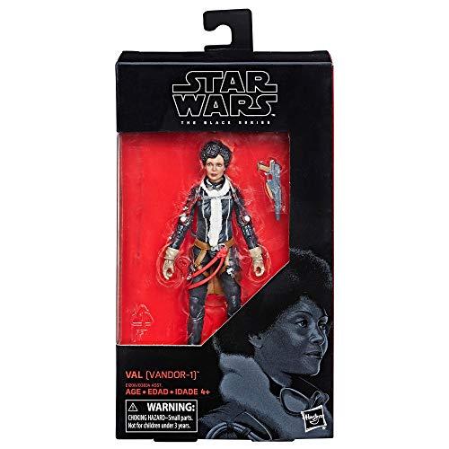 Hasbro Star Wars S2 The Black Series 6 Zoll Figur Val
