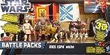 Battle Packs 'Mos Espa Arena' mit 5 Figuren - Star Wars Episode I von Hasbro