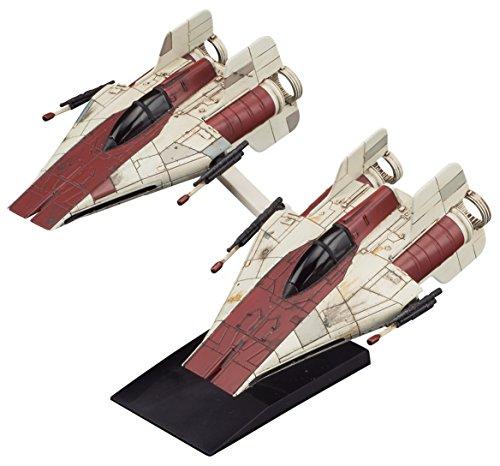 Bandai Star Wars A-Wing Starfighter Miniature Plastic Modell-Bausatz