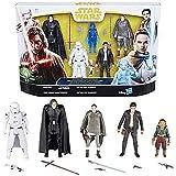Unbekannt Hasbro Star Wars E2262 Force Link 2.0 Der Letzte Jedi 5er-Pack Actionfiguren ab 4 Jahren 9 Zentimeter Groß