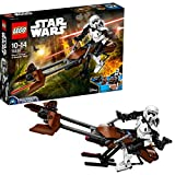 LEGO STAR WARS 75532 - Scout Trooper & Speeder Bike