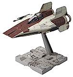 Japan Action Figures - Star Wars A-wing starfighter 1/72 scale plastic model *AF27*