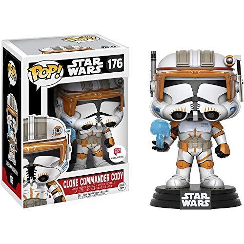 Funko POP! Star Wars: Clone Commander Cody Limited