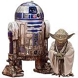 Star Wars Episode V Artfx+ Yoda & R2-D2 Dagobah Pack 1/10