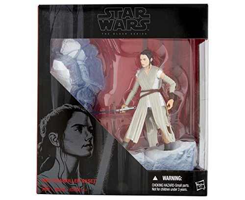 Star Wars The Force Awakens Black Series 6' Rey (STARKILLER Base) Exclusive