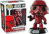 Figur POP. Star Wars Red Stormtrooper Exclusive