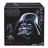 Hasbro Star Wars E0328EU4 - Star Wars The Black Series Replica Darth Vader Helm, Grau, ab 14 Jahre