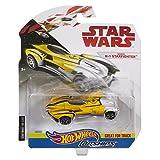 Hot Wheels Star Wars Naboo N-1 Starfighter Carships