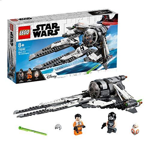 Lego 75242 Star Wars TIE Interceptor– Allianz-Pilot