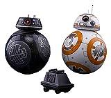 Hot Toys HT903190 1:6 BB-8 und BB-9E Twin Set, Multi