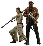 Star Wars SW121 Episode 7 Rey und Finn Artfx+ Statue