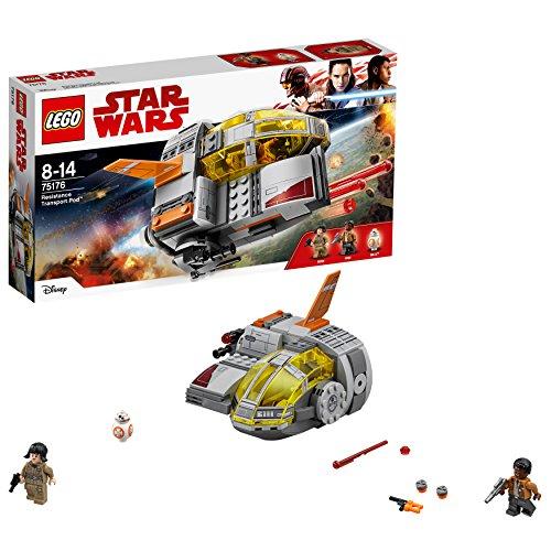 LEGO STAR WARS 75176 - 'Confidential 1' Konstruktionsspiel, bunt
