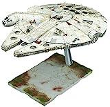Bandai Star Wars / The Last Jedi MILLENNIUM FALCON 1/144 Plastic Kit