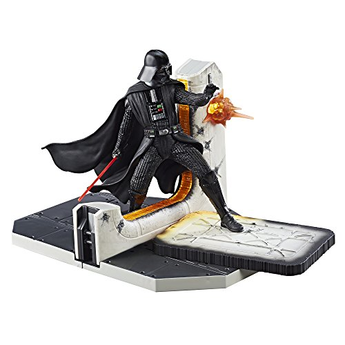 Hasbro Star Wars C1554EU4 The Black Series 6' Darth Vader Diorama