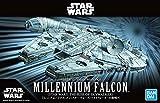 Bandai Hobby Star Wars 1/144 Millennium Falcon Rise of Skywalker