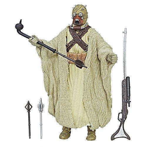 Star Wars Tusken-Raider-Figur Episode IV, Black-Serie, 15,2 cm