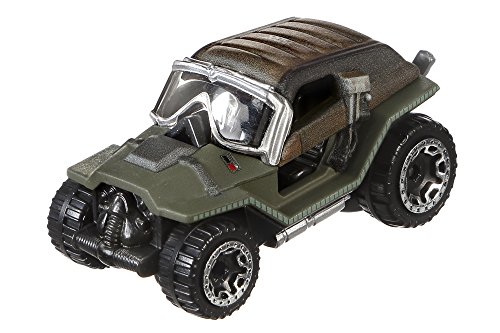 Hot Wheels Star Wars Rogue One Figur Auto Sargeant Jyn Erso