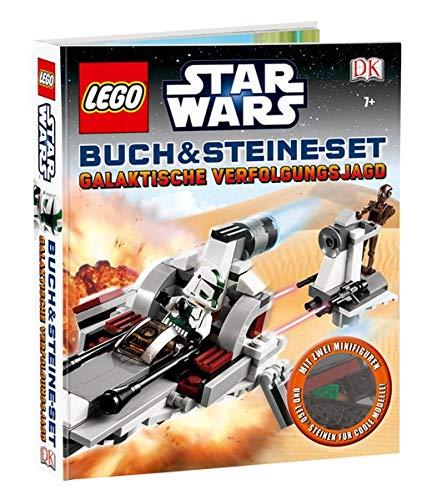 LEGO® Star Wars™ Buch & Steine-Set: Galaktische Verfolgungsjagd