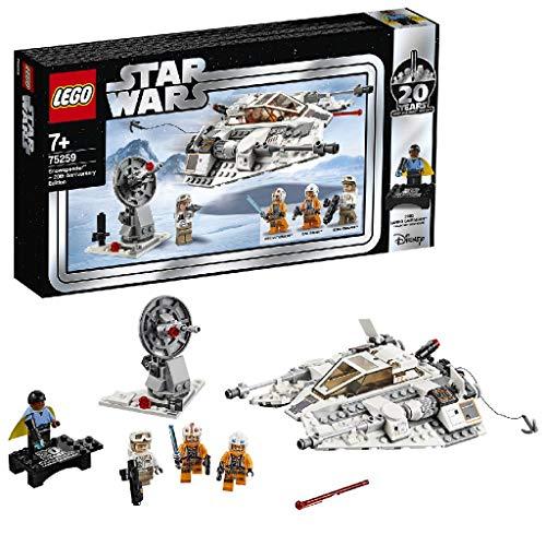 LEGO STAR WARS Lego 75259 Star Wars Snowspeeder– 20 Jahre