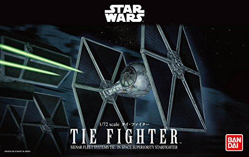 Revell Star Wars 172 01201 Tie Fighter, REV-01201, Mehrfarbig, 1/72