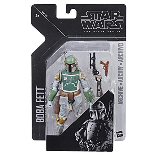 Hasbro The Black Series Boba Fett, Actionfigur aus der Star Wars Episode V