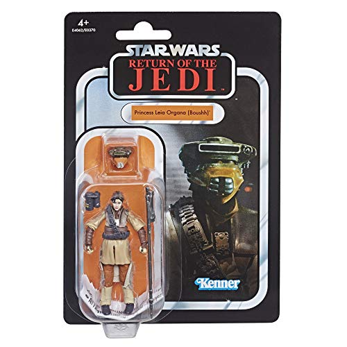 Hasbro Star Wars Prinzessin Leia Organa (Boushh), Actionfigur mit vielen Details